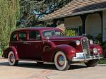 Cadillac Series 75 V8 Touring Sedan by Fleetwood 1937 года