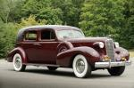 Cadillac Twelve Formal Sedan by Fleetwood 1937 года