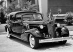 Cadillac V16 Series 90 Custom Town Car 1937 года