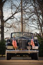 Cadillac V16 Presidential Convertible Parade Limousine by Fleetwood 1938 года