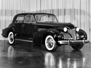 Cadillac Series 60 Sedan Proposal 1939 года