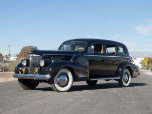Cadillac Series 90 V16 7-Passenger Imperial Touring Sedan by Fleetwood 1939 года
