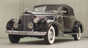 1939 Cadillac V16 Series 39-90 Convertible Coupe