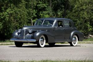 Cadillac Series 75 7-Passenger Imperial Sedan 1940 года
