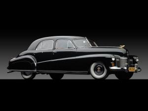 Cadillac Custom Limousine The Duchess 1941 года