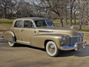 Cadillac Fleetwood Series 60 Special Sedan 1941 года