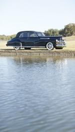 Cadillac Series 60 Special Town Car by Derham 1941 года