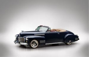 Cadillac Series 62 Custom Convertible Coupe 1941 года