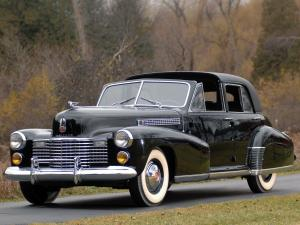 Cadillac Sixty Special Town Car by Derham 1941 года