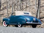 Cadillac Sixty-Two Convertible Coupe 1941 года