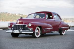 Cadillac Series 60 Special Town Brougham by Derham 1942 года
