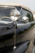 Cadillac Series 62 Convertible Coupe 1942 года