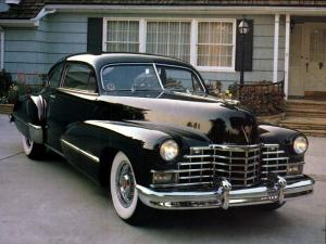 Cadillac Series 62 Club Coupe 1946 года