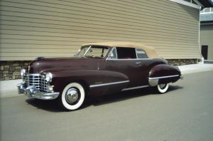 Cadillac Series 62 Convertible Coupe 1946 года