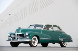 Cadillac Series 60 Special Fleetwood Sedan 1947 года