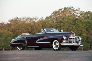 Cadillac Series 62 Convertible Coupe 1947 года