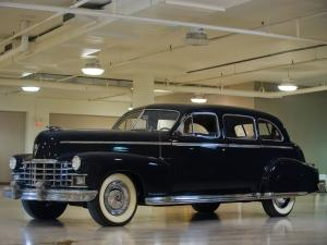 1947 Cadillac Series 75 Fleetwood Limousine