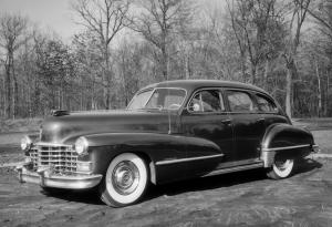Cadillac Sixty-One Sedan 1947 года
