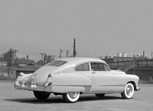 Cadillac Sixty-One Club Coupe 1948 года