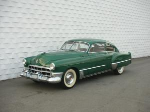 Cadillac Series 62 Club Coupe 1949 года