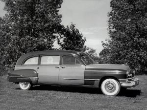 1949 Cadillac Superior Ambulance