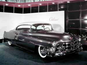 1953 Cadillac Orleans Dream Car