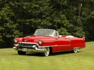 Cadillac Series 61 Convertible 1955 года