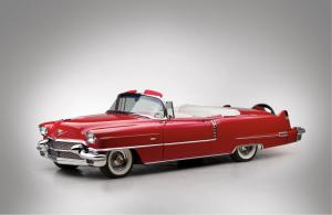 Cadillac Series 62 Convertible 1956 года