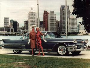 1958 Cadillac Series 60 Fleetwood Special