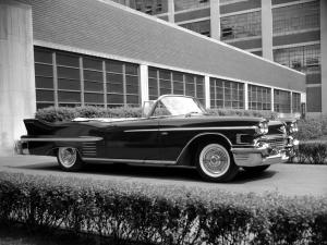 Cadillac Series 62 Convertible 1958 года