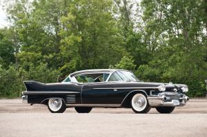 Cadillac Series 62 Hardtop Coupe 1958 года