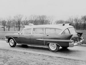 1958 Cadillac Superior Ambulance