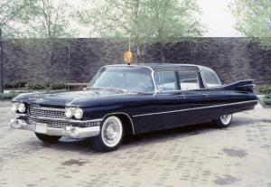 1959 Cadillac Fleetwood Seventy-Five Special Limousine