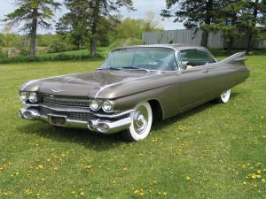 1959 Cadillac Series 62 Hardtop Coupe