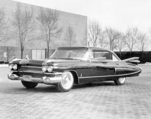 Cadillac Sixty Special Fleetwood Prototype