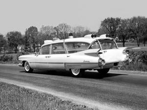 1959 Cadillac Superior Crown Royale Ambulance
