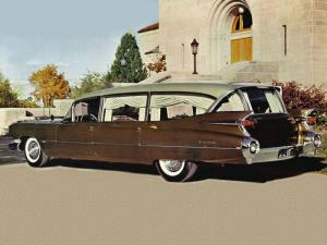 1959 Cadillac Superior Royal Beau Monde Combination