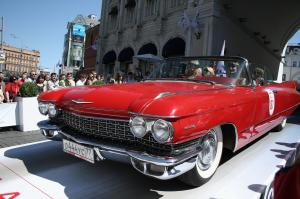 Cadillac DeVille 1960 года