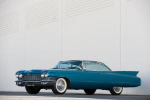 1960 Cadillac Series 62 2-Door Hardtop Coupe