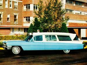 1963 Cadillac Ambulance by Eureka