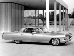 1963 Cadillac Series 60 Fleetwood Special