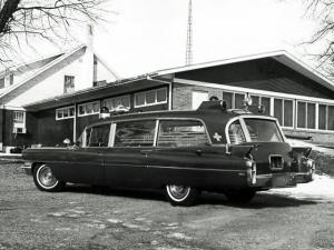 1963 Cadillac Superior Ambulance