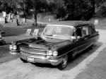 Cadillac Victoria Hearse by Sayers & Scovill 1963 года