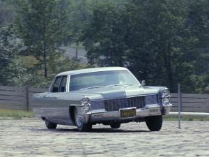 Cadillac Fleetwood Sixty Special 1965 года