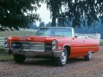 Cadillac DeVille 2-Door Convertible 1966 года