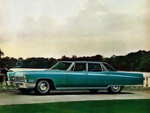 1967 Cadillac Fleetwood Sixty Special Brougham