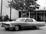 Cadillac Coupe deVille 1968 года