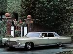 Cadillac Fleetwood Brougham 1968 года