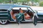 Cadillac DeVille 9-passenger Station Wagon by WISCO 1969 года