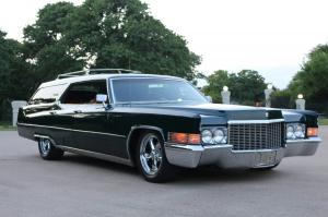 1969 Cadillac DeVille 9-passenger Station Wagon by WISCO